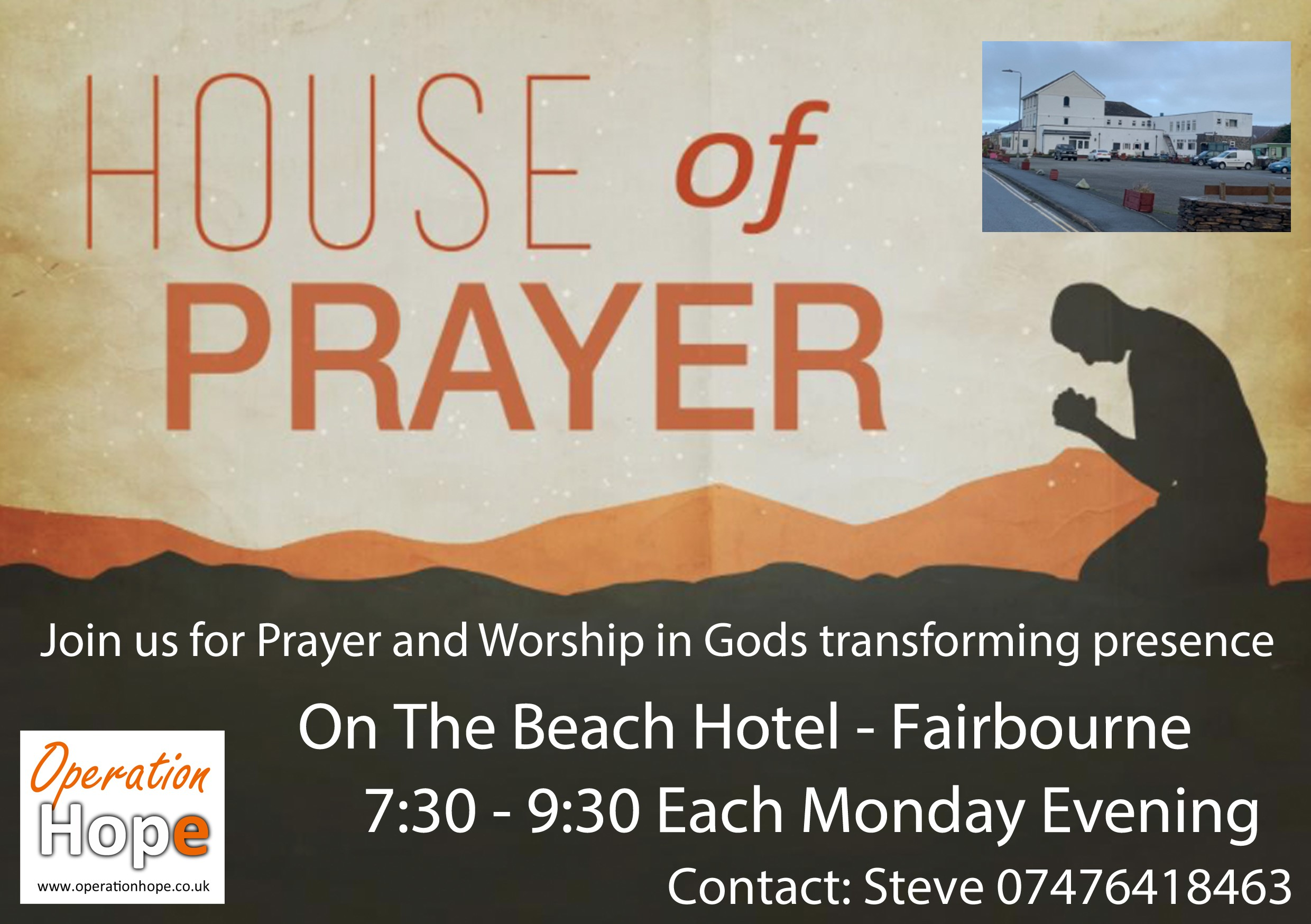 house of prayer in fairbourne