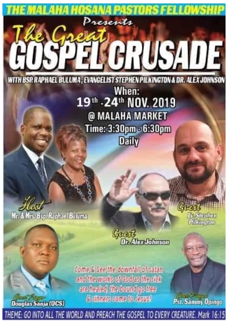 The Great Gospel Crusade
