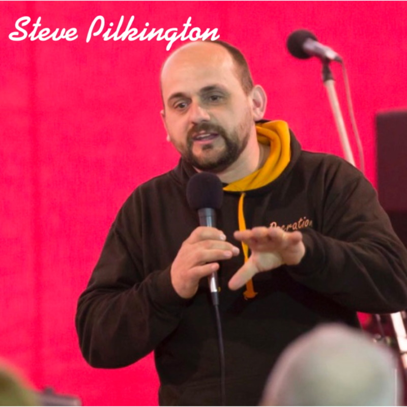 steve pilkington