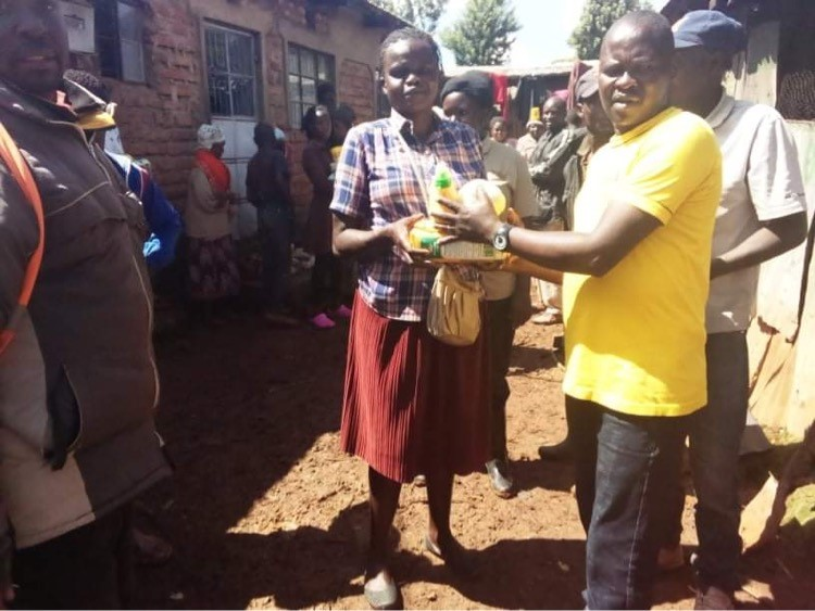 operation hope - africa appeal - pastor simon update oct 2020 - eldoret