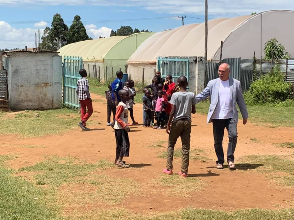 photograph of operation hope mission trip to kenya 2019